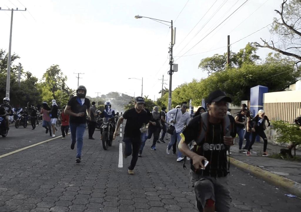 MARCHA DE LAS MADRES: MANAGUA