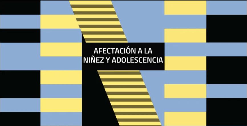 Afectación a la niñez y adolescencia