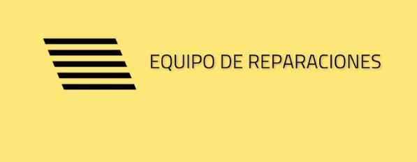 Equipo de reparaciones